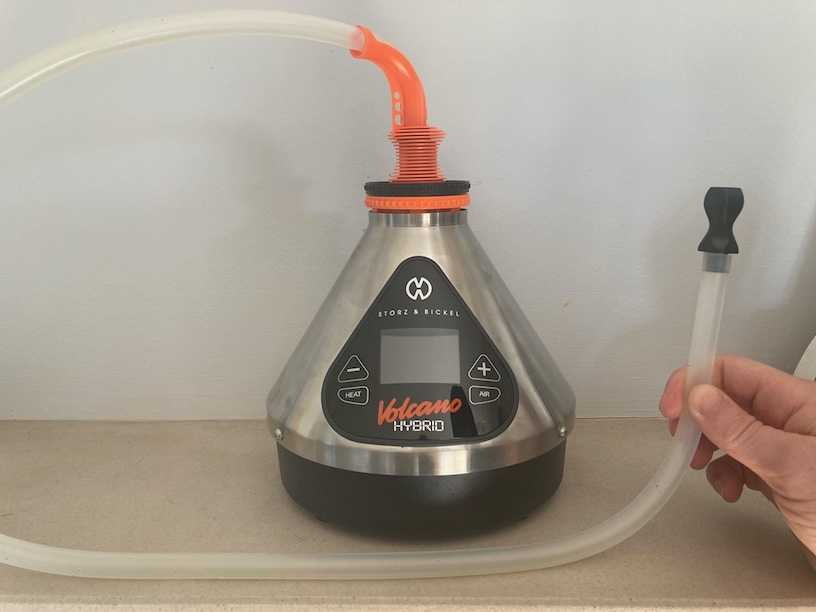 hybrid vaporizer storz & bickel