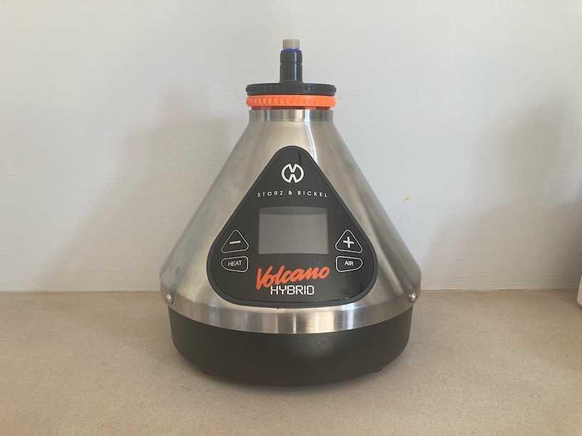 storz & bickel volcano vaporizer
