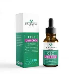 cbd oils with vitamins and minerals 20%