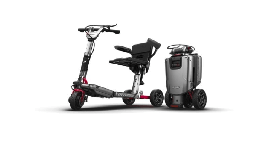 Atto sport Folding Mobility Scooter