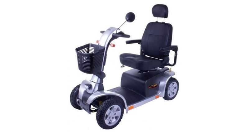 Colt pursuit ES13 new full size scooter