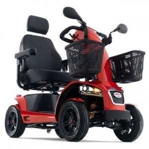 Freerider FR1 mobility scooter best ireland