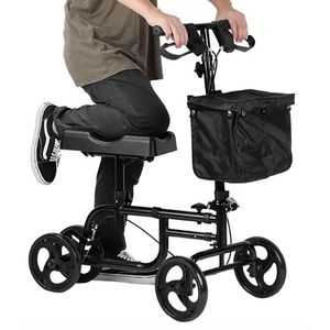 PINGJIA Foldable Knee Scooter small