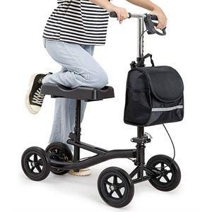 PINGJIA Foldable Knee Scooter