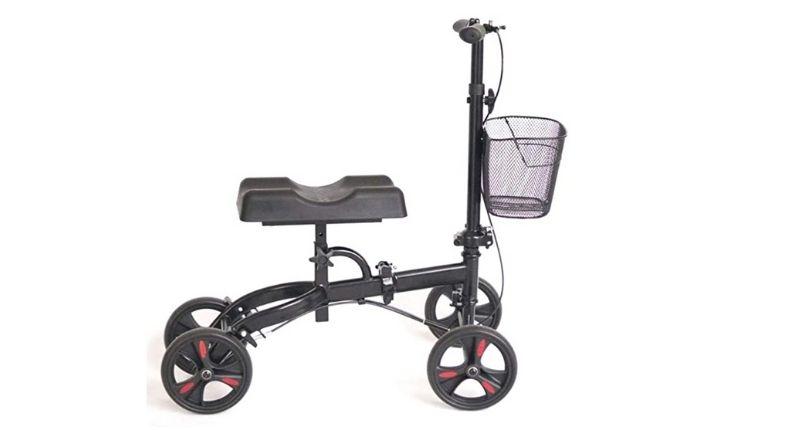 PXY walking aid knee steerable knee walker