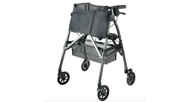 Stander Easy Fold and go rollator