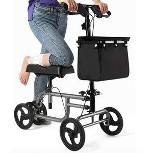 YUXINCAI Knee Walker Rollator small