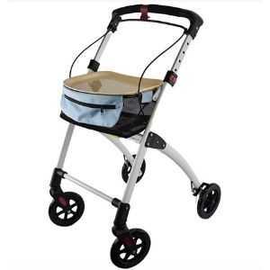 breeze indoor rollator model for elderly