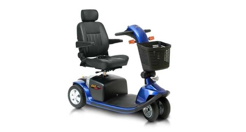 colt twin mobility scooter full