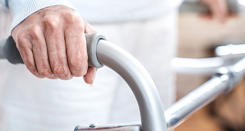 which type of walker is best for the elderly