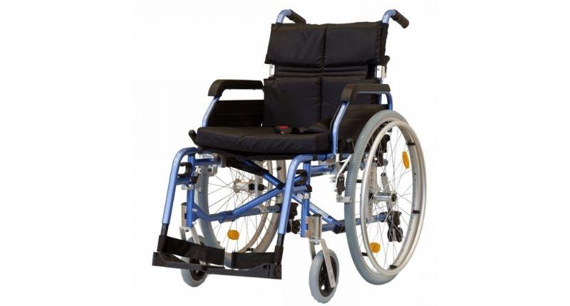 #1 Aktiv X5 Deluxe Modular Self-Propelled Wheelchair