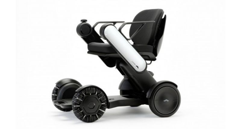 #1 WHILL Model C Powerchair - Best Expensive Option