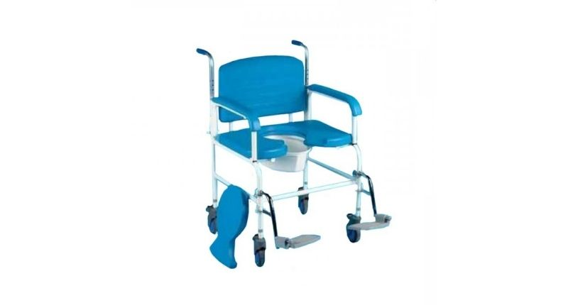 #2 Bariatric Mobile Commode