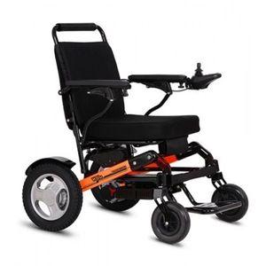#3 D10 Folding electric Wheelchair - Best Folding Wheelchair small