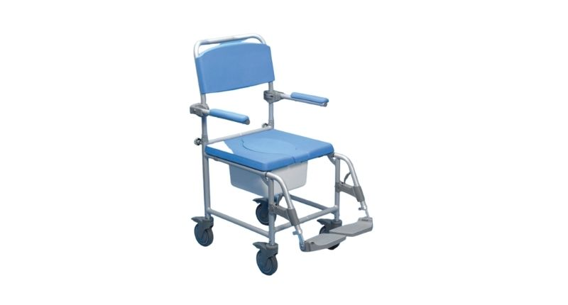 #3 Days Deluxe Shower Commode Chairs Attendant : Transit