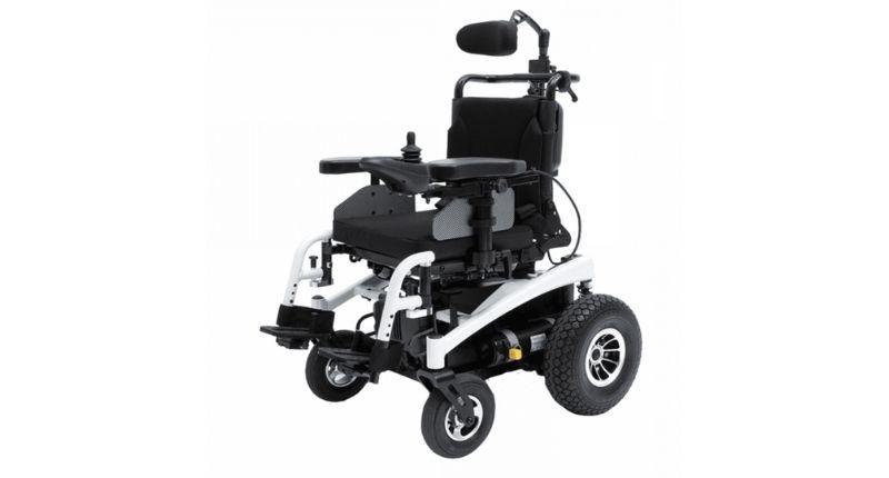 #4 Jazzy Sparky Kids Powerchair - Best Option for Kids