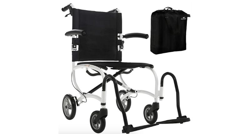 #4 MobiQuip Carrymate Wheelchair