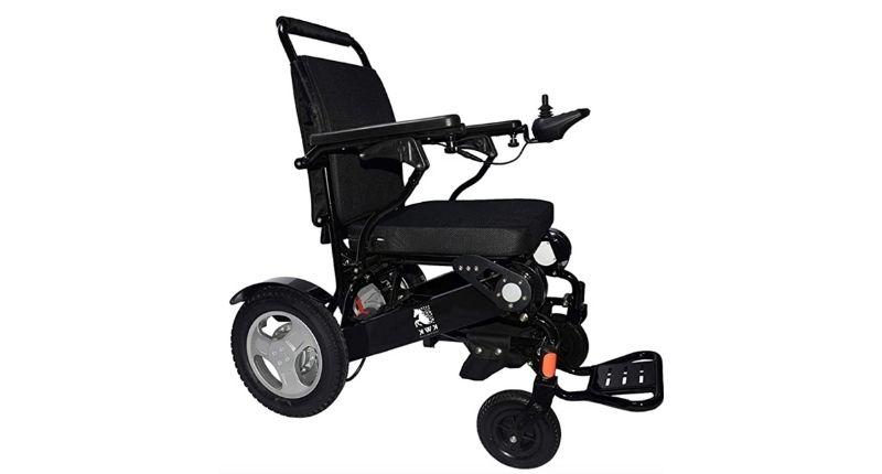 #7 KWK Heavy Duty Electric Wheelchair
