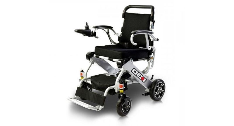 #9 Pride iGO Wheelchair