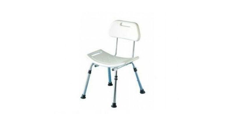 Best Expensive Option - Patterson Medical Contour Shower Seat