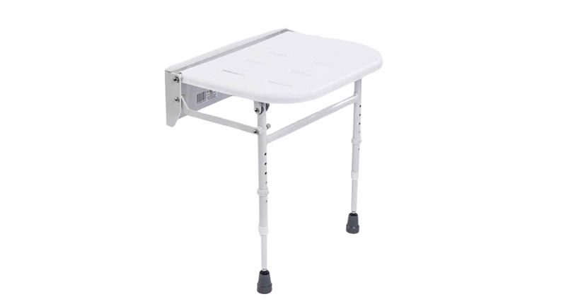 Best for Convenience – NRS Healthcare Folding Shower Seat