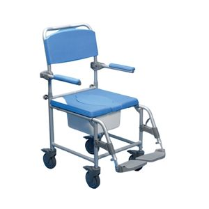 Days Deluxe Shower Commode Chairs Attendant : Transit