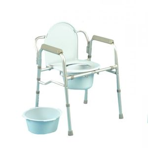 Days Folding Commode and Toilet Surround