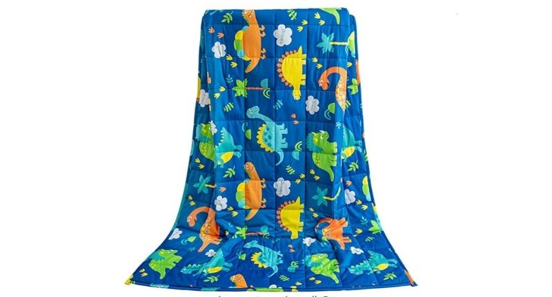 Sivio kids weighted blanket for anxiety calm and autism