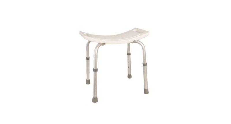 Small Stool - Days Aluminium Shower Seat