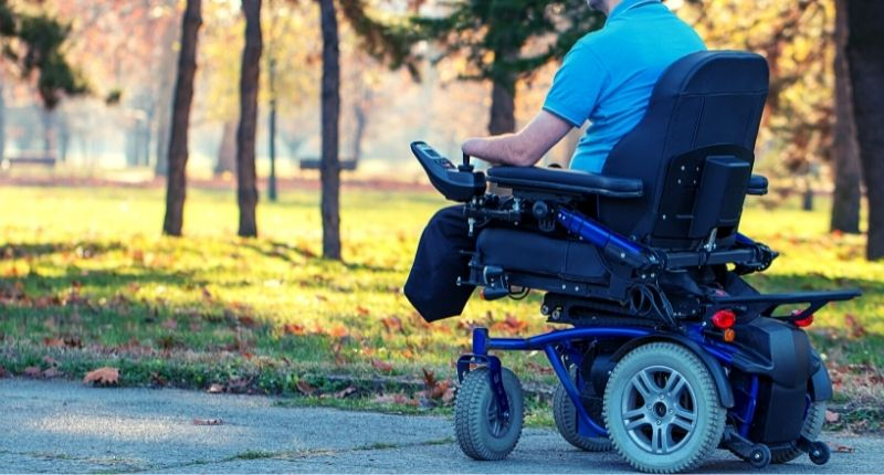 all terrain models of power chairs