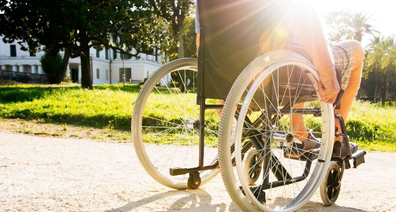 where to rent a wheelchair in Ireland